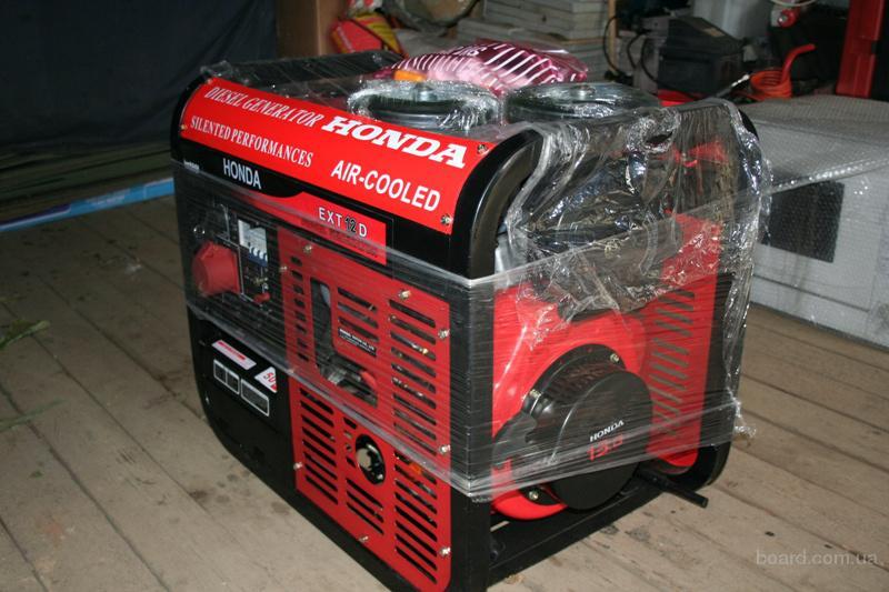 дизель генератор honda