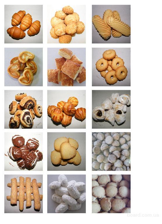 Цены на печенье оптом в россии