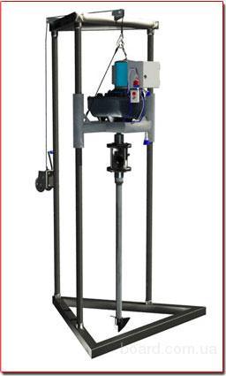 Оборудование для бурения на воду.